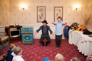 Kids entertainer
